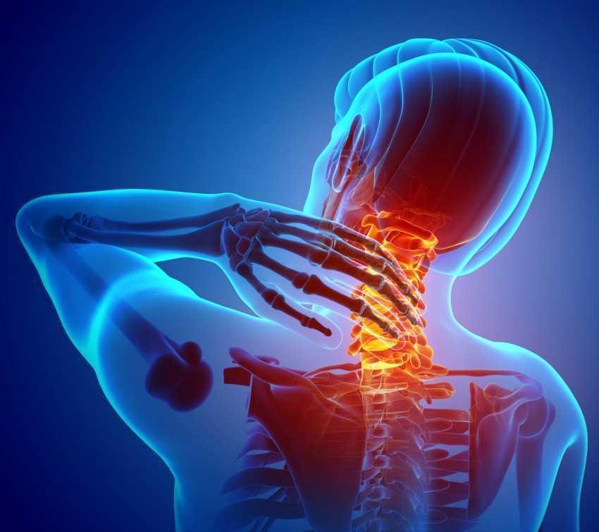 درد گردن درد